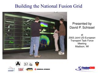 Building the National Fusion Grid