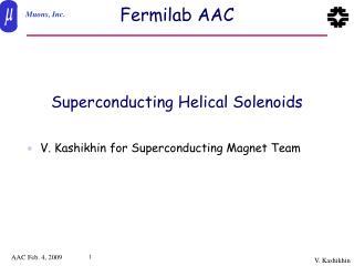 Fermilab AAC