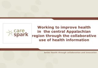 14 year history of health improvement projects