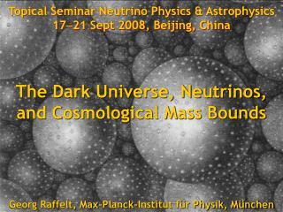Geheimnis der dunklen Materie