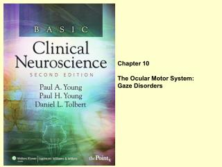 Chapter 10 The Ocular Motor System: Gaze Disorders