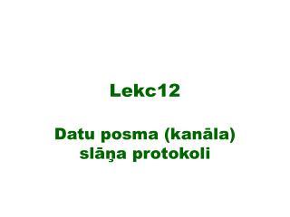 Lekc12