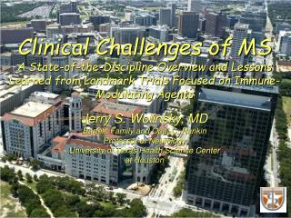 Clinical Challenges of MS