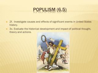 Populism 6.5