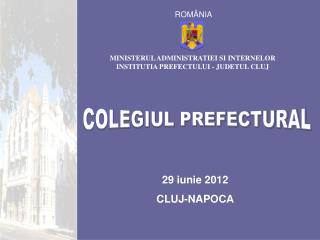29 iunie 2012 CLUJ-NAPOCA