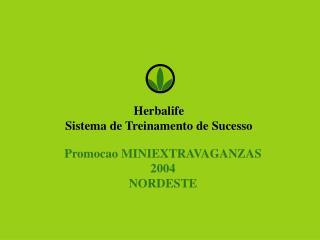 Herbalife Sistema de Treinamento de Sucesso