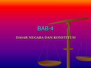 BAB-4