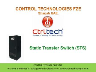 Static Transfer Switch. STS. Digtial Static transfer switch.