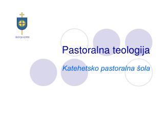 Pastoralna teologija