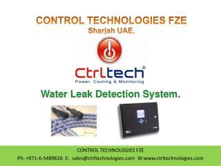 Water Leak Detection for Server Room & Datacenter.