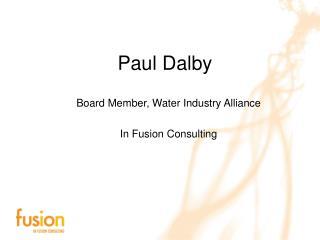 Paul Dalby