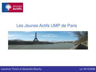 Les Jeunes Actifs UMP de Paris