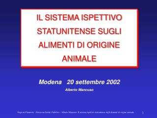Modena   20 settembre 2002 Alberto Mancuso
