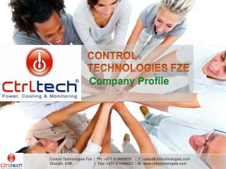 Control Technologies FZE
