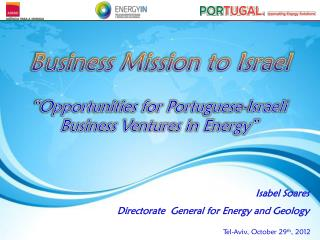 Business Mission to Israel