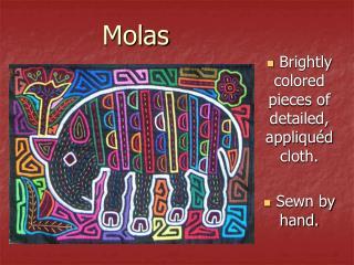 Molas