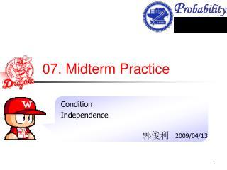 07. Midterm Practice