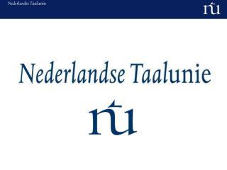 Nederlands in de wereld