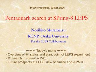Pentaquark search  at SPring-8 LEPS