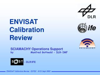 ENVISAT Calibration Review