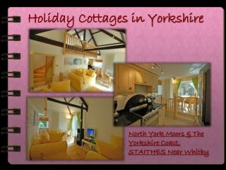 Best Holiday Cottages in Yorkshire – 2012