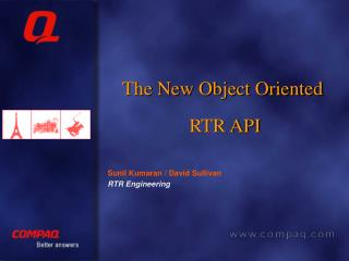 The New Object Oriented  RTR API