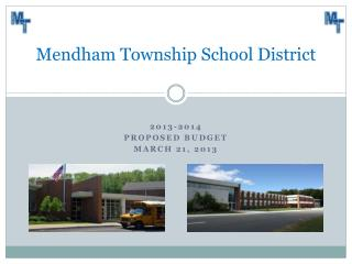 Mendham Township School District
