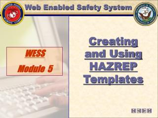 WESS  Module  5