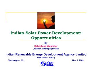 Indian Solar Power Development: Opportunities