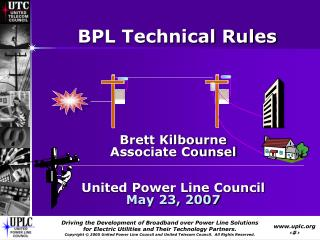 BPL Technical Rules