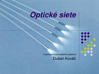 Optick é  siete