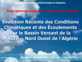 République Algérienne Démocratique et Populaire