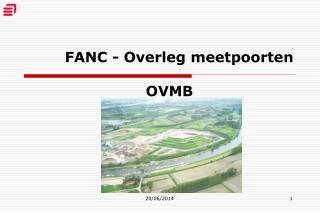 FANC - Overleg meetpoorten OVMB