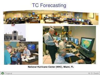 TC Forecasting