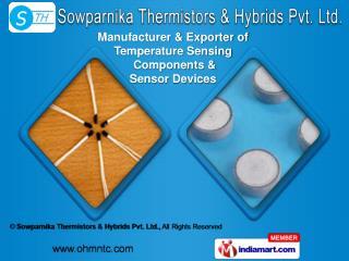 PTC Resistors,  Electronic NTC Thermistor and Thermistor