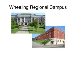 Wheeling Regional Campus