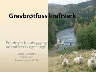 Gravbrøtfoss kraftverk