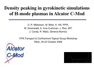 Density peaking in gyrokinetic simulations  of H-mode plasmas in Alcator C-Mod