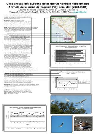 Introduzione  -Dal marzo 2003 al febbraio 2004 si sono effettuati