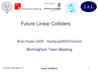 Future Linear Colliders