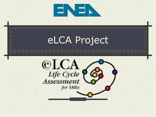 eLCA  Project