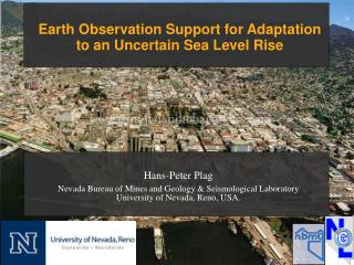 Earth Observation Support for Adaptation to an Uncertain Sea Level Rise
