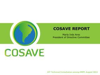 COSAVE REPORT