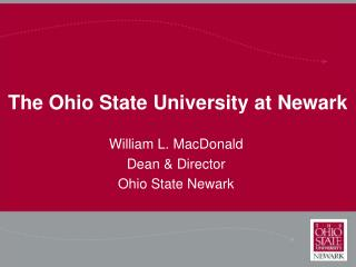 The Ohio State University at Newark
