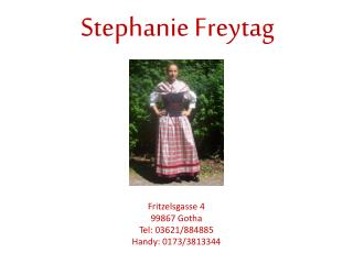 Stephanie Freytag