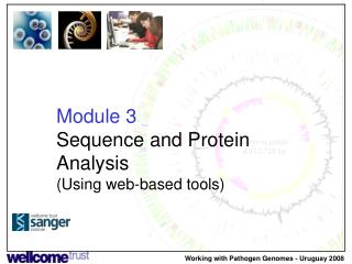 Module 3 Sequence and Protein Analysis (Using web-based tools)