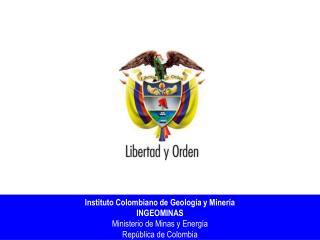 MONITOREO Y EVALUACIÓN DE LA AMENAZA SISMICA EN COLOMBIA