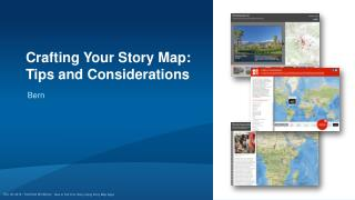 Crafting Your Story Map: Tips and Considerations