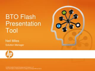 BTO Flash Presentation Tool
