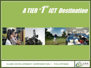 "A TIER "" 1""  ICT  Destination"